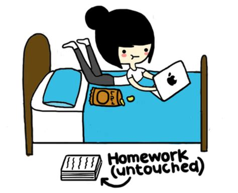 Do you watch tv while doing homework: Anime to watch